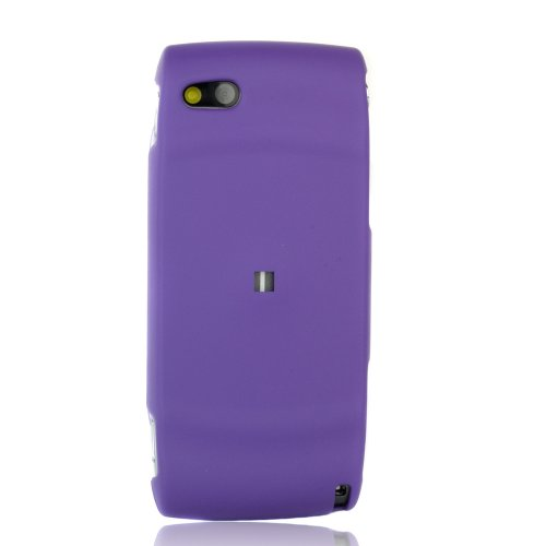 Talon Rubberized Phone Shell for Sidekick LX 2009 - Purple