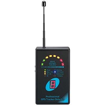 Amazon.com: GPS Tracking Detector Bug Sweep – Contador de ...