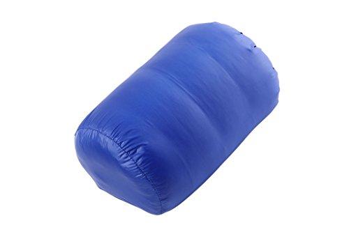 Plumón para Mujer de Capucha Portátil Azul con Chaqueta Wantdo Zafiro Ligera Ultra qEwHTa