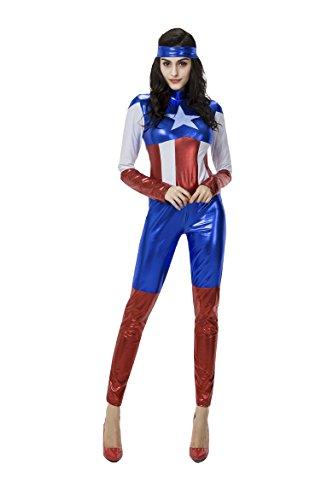 [Blidece Women's Supergirl Adult Costume XL] (Supergirl Costumes Plus Size)