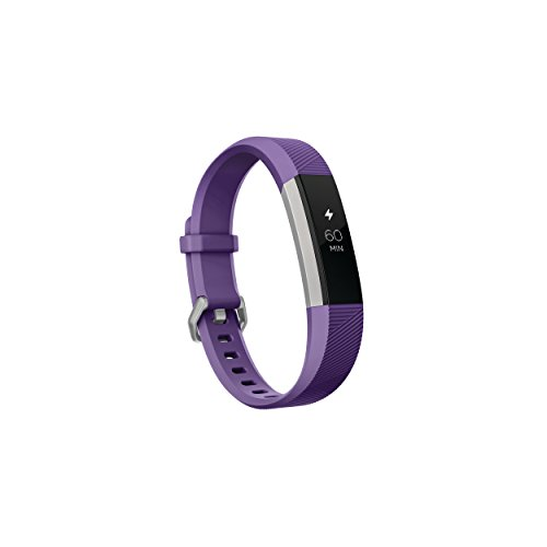 Fitbit Ace, Activity Tracker for Kids 8+, Power Purple / Stainless Steel One...
