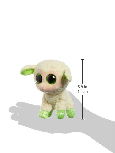 Amazon.com  Ty Beanie Boos LaLa Lamb Easter Plush - 6in.  Toys   Games 5d57c732df4