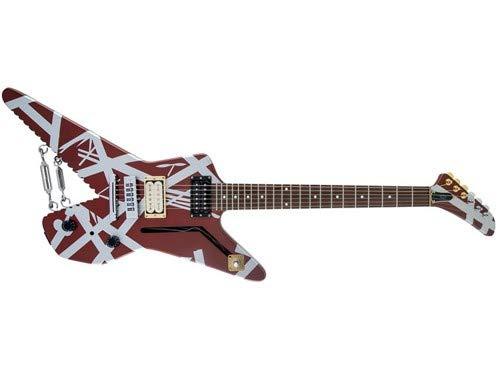 (EVH Striped Series Shark Electric Guitar)