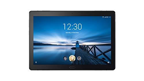 Lenovo Tab P10 (4GB RAM, 64GB, 4G LTE + WiFi, Non Calling, Aurora Black)
