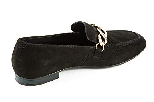 4404 Cordones De Para Vb Zapatos 140 Mujer Vagabond 140 140 Cuero Negro 4404 wqR6EXf