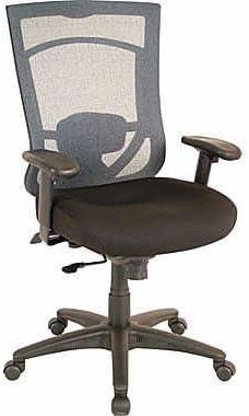Tempur-Pedic TP7000 High Back Office Chair Black/Black