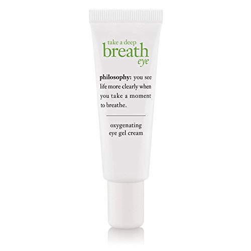 Philosophy take a deep breath oxygenating eye gel cream B01BGUPJAI