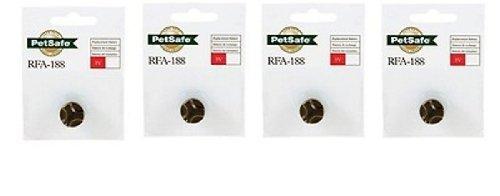Petsafe RFA-188 Battery Economy 4-Pack