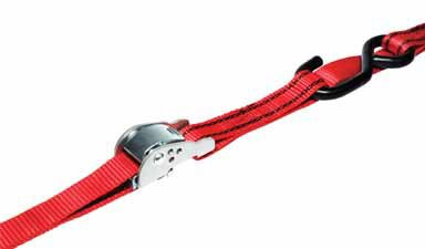 USA Products Pro Grip 415400 6' Aero Design Cambuckle Tie Down by USA Products