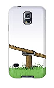 Series Skin Case Cover For Galaxy S5(funny Cartoon)