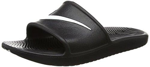 Nike Kawa Shower Slide Sandals Black/White Men's Size 10
