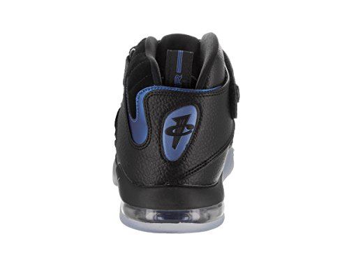 Nike Air Penny 4-864018-100 - Black/Black