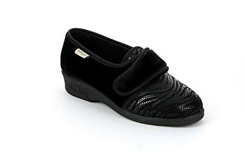Grunland Pa0170 Iole Pantofola Donna Nero 36