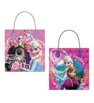 Disney Frozen Gift Bag M s Contains 10 Manufacturer Retail Unit - SKU# GBM-FZ Per  Combined Package Sales Unit