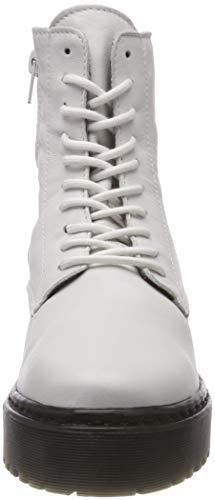 2 Eden Apple Bianco Of Donna Militari Stivali white Bali qwawC8
