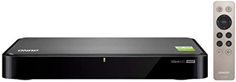 QNAP HS-251+ Ethernet Compacto Negro NAS - Unidad Raid (20 TB, Unidad de Disco Duro, Unidad de Disco Duro, SSD, 10000 GB, SATA, 2.5,3.5