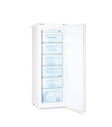 Congelador vertical a cajones Raymond 210 lt. CVP 28 a + Color ...