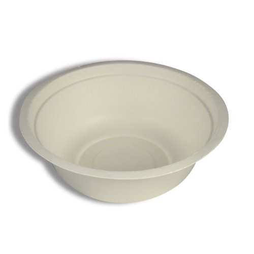 Stalkmarket 100% Compostable Sugar Cane Fiber Soup Bowl, ...