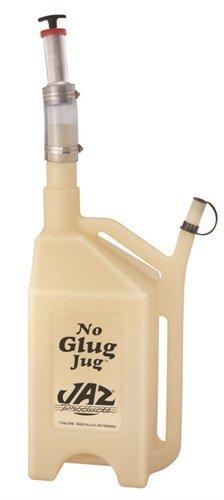Jaz Products 710-107-05 7 GAL. NO GLUG JUG (Natural) by Jaz
