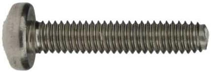 Reidl Gewindefurchende Schrauben 3 x 5 mm DIN 7500 A2 blank 10 St/ück