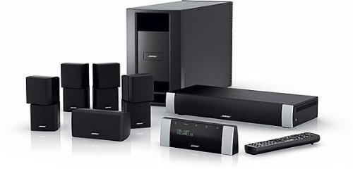 Amazon bose lifestyle v20 home theater system black amazon bose lifestyle v20 home theater system black discontinued by manufacturer home audio theater sciox Choice Image