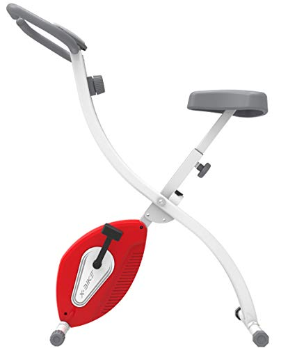 Fit4home Compact Magnetic Folding Exercise Bike...