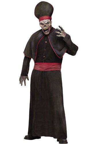 Fun World High Priest Zombie Costume