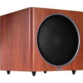 Polk Audio PSW125 12-Inch Powered Subwoofer (Single, Cherry) by Polk Audio