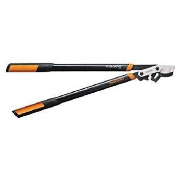 Fiskars Power Lever Bypass Lopper - Fiskars (394803-1001) Ultra Blade Power Gear Bypass Lopper, 31