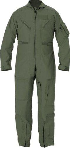 Propper Cwu 27/P Nomex Flight Suit,Sage Green,48 Long