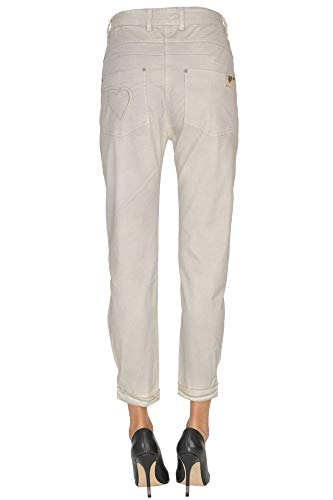 Twin Mcglpns000005021e Femme set Pantalon Coton Gris 66fZBrwAq