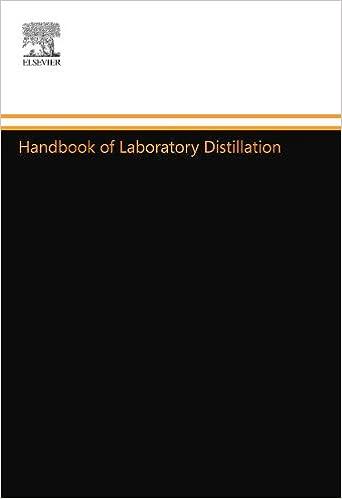 Handbook of Laboratory Distillation