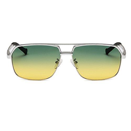 d24b896498 Barato vidrios para hombre Gafas de conducir Espejo de conducción de día y  de noche Espejo ...