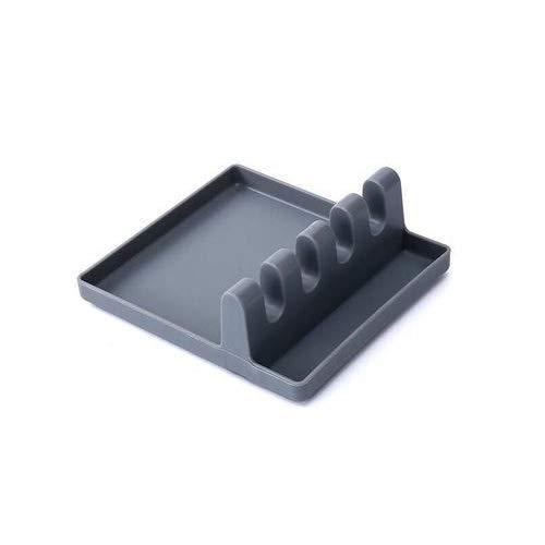 Kitchen Utensil Rest, Grey (Style-PRN01A)