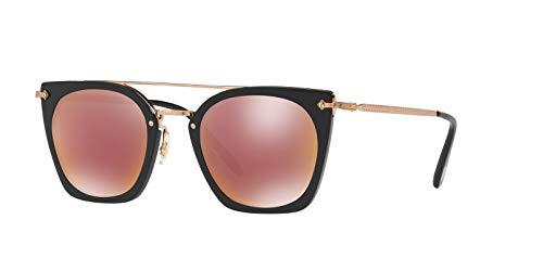 Oliver Peoples OV5370S - 1005E4 Sunglasses BLACK w/ BRUGUNDY GOLD MIRROR Lens ()