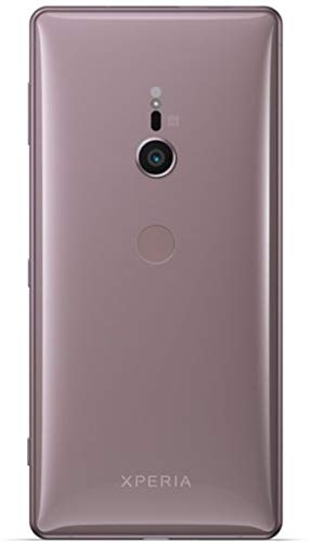 Sony Xperia XZ2 Dual SIM - 64GB, 4GB RAM, 4G LTE, Ash Pink