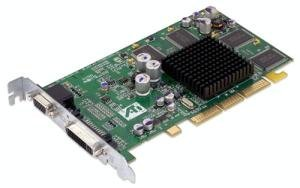ATI Technologies RADEON 7500 MAC EDITION 32MB 2x/4x AGP Dual Head Video Card W/ ADC & VGA Ports (Mb Agp 32 Card)