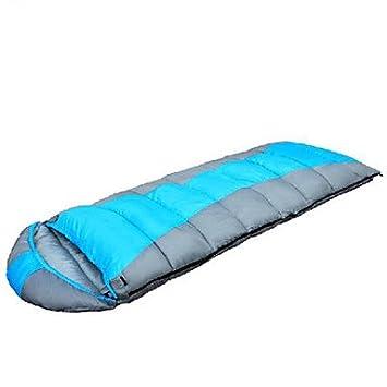 zyt Saco de dormir rectangular saco de dormir Cama individual (150 x 200 cm) 0 algodón hueca 210 x 75: Amazon.es: Deportes y aire libre