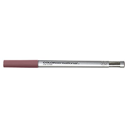 Maybelline New York ColorSenational Lip Liner, 45 Plum, 0.04 Ounce