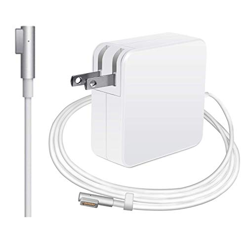 Macbook Pro 13-13.3 inch Charger,60 W L-Tip Magnetic AC Power Adapter Charger for MacBook ()