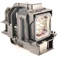 NEC VT47 projector lamp replacement bulb with housing - high quality replacement lamp
