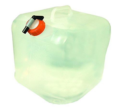 5 gallon cube spigot - 5