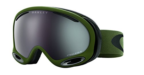 Oakley A-Frame 2.0 Goggles, Metalist Army Green, Prizm Black Iridium, - Oakleys For Military