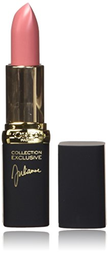 L'Oréal Paris Colour Riche Collection Exclusive Lipstick, Julianne's Nude, 0.13 oz.