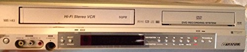 DVD VHS Combo with DVD Recording System Rw Compatible and VCR model (Sansui Dvd/vcr Combos)