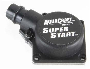 AquaCraft Super Start Backplate Set SuperTigre .18 Inboard Marine