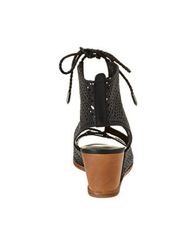 Dolce Vita Kvinna Lamont Kilar Svart Läder