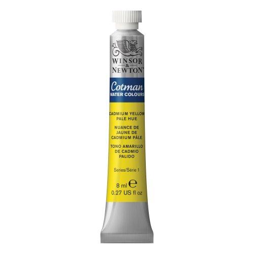 Cotman Watercolor Paint 8ml/Tube-Cadmium Yellow
