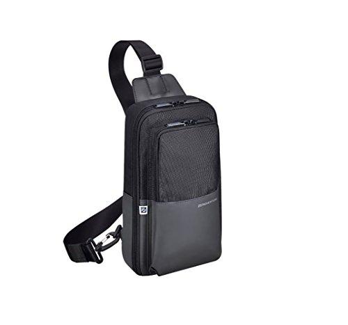 Zero Halliburton Black Small Handbag - 3