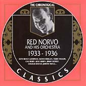 Red Norvo 1933-1936 by Classics France/Trad Alive